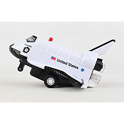Daron Space Shuttle Pullback Discovery Toy: Toys & Games