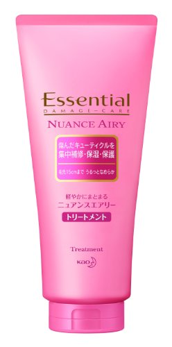 - KAO Essential Damage Care - Nuance Airy Hair Treatment - 180g