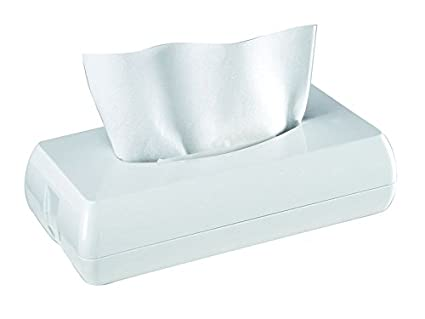 Papernet 937270 Facial Tissue Dispenser, 13.30 x 30.70 cm