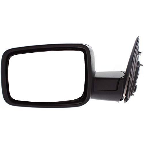 (Mirror For 2011-2012 Ram 1500 2009 Dodge Ram 1500 Driver Side)