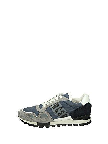 Bikkembergs BKE108657 Sneakers Hombre Azul