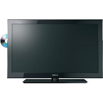 toshiba 24slv411u 24 inch 1080p led lcd hdtv with built in dvd player black 2011. Black Bedroom Furniture Sets. Home Design Ideas