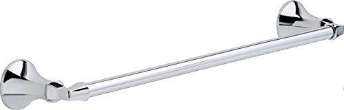 Delta Faucet 76418 Ashlyn Towel Bar, 18 inch, Polished Chrome