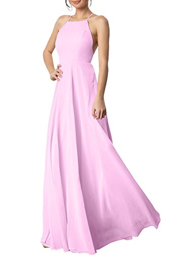 2 color bridesmaid dresses - 3