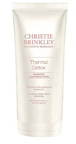 Thermal Clock - Christie Brinkley Thermal Detox Cleansing Mask 3 Ounces