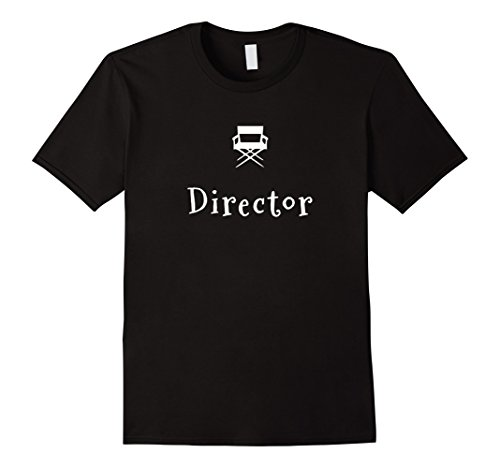 Lovers Movie Gifts - Film Director T Shirt Gift for Movie Lovers and Film Buffs
