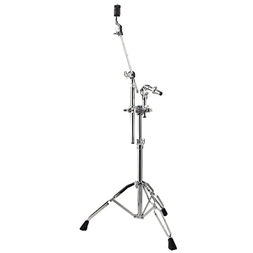 Pearl TC930 Tom/Boom Stand with New Gyro Lock, TH900S, New Uni-Lock and - Tom Cymbal Stand Pearl