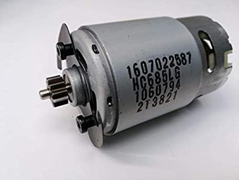 1607022587 ORIGINAL Motor für Bosch GSR18-2 LI GSR18-2LI 2609199273