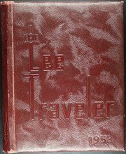 (Custom Reprint) Yearbook: 1953 Robert E Lee High School - Lee Traveler Yearbook (Baytown, TX) (Robert E Lee High School Baytown Tx)