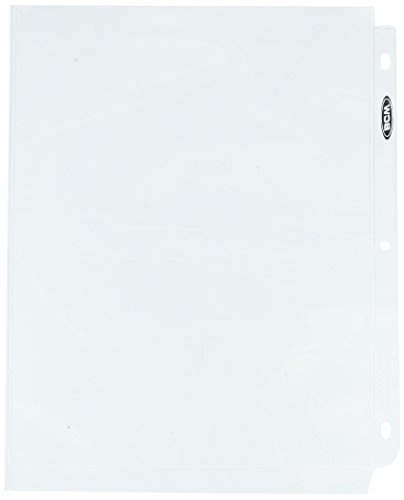 (BCW Pro 1-Pocket Page 20  (Magazine, Photo Or Document Page Holder), Clear)