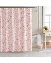 Lauren Conrad Sprig Leaf Shower Curtain