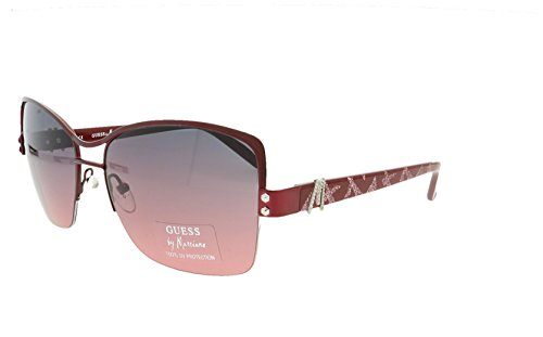 GUESS by MARCIANO GM 636 BU-50 Ladies Designer Sunglasses + Case, Cloth + - Glasses Uk Guess