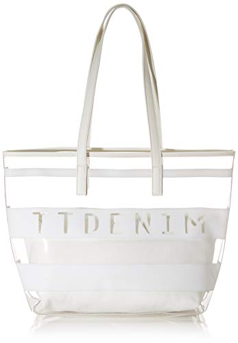 TOM TAILOR DENIM Damen Linares Tote, 43x26x12 cm