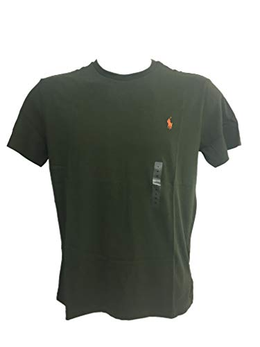 Ralph Lauren Men's Pony Logo T-Shirt (X-Large, Green Armadillo) ()