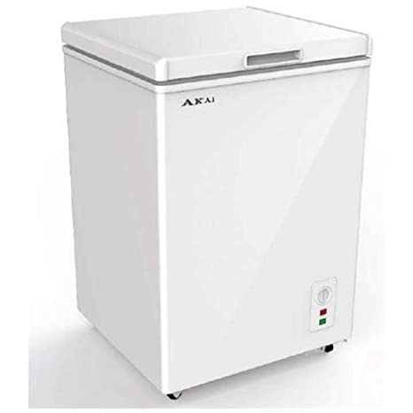 Akay - Congelador horizontal ICE104S Clase A+ Capacidad Lorda ...