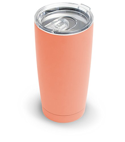 Magnum Steel Tumbler Gloss Coral product image