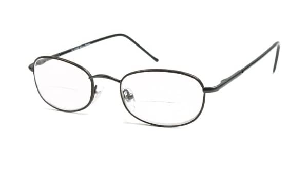 17d66797a5 Amazon.com  The Memphis Bifocal +1.25 Grey and Black Reading G  Health    Personal Care