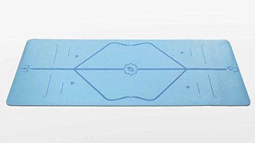 Liforme Yoga Mat Blue