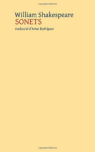 Sonets: traducció d'Artur Rodríguez por Artur Rodríguez