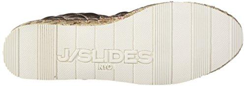 Slides Women's Sneaker Gold Rose J Renata pTdqwZZ
