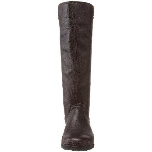 FitFlop Super- Botas para mujer (Chocolate) Marrón, talla 39