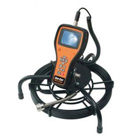 General Wire Gen-Eye Micro-Scope Video Inspection System, 33' Micro Push-Rod,Color Cam,Gm-C