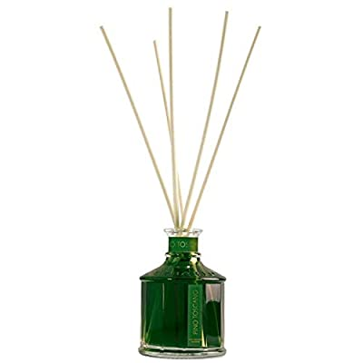 Erbario Toscano Tuscan Pine Reed Diffuser 250ml - All Natural Italian Made Luxury Home Fragrance and Scent - Aromatherapy and Air Freshener