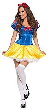 Blue Princess Fancy Dress Costume Hen Halloween Fairytale UK 8 10 12
