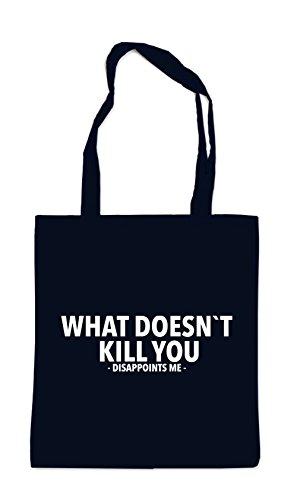 What Doesn`t Kill You... Bag Black Certified Freak