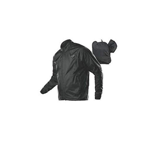 Fox Racing 2016 Legion Packable Jacket (LARGE) (BLACK) ()