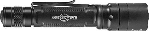 SureFire EDCL2-T 1200 Lumen Tactical EDC Flashlight Bundle with 6 Extra Surefire CR123 Batteries and 2 Lightjunction Battery Cases by SureFire (Image #2)