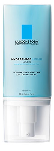La Roche-Posay Hydraphase Intense Light 24-Hour Intense Rehydration Moisturizer with Hyaluronic Acid, 1.69 Fl. Oz.