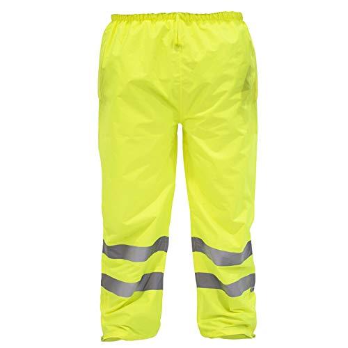 (JORESTECH Light Weight Waterproof Rain Pants ANSI/ISEA 107-2015 Class 3 Level 2 (Extra Large) )