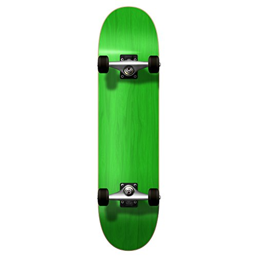 Yocaher Blank Complete Skateboard 7.75