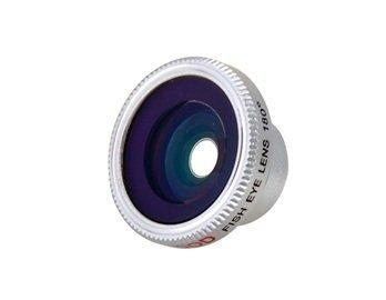 DOD 180 Degree Angle Detachable LENS for Digital Camera (Camera Lens Focal)