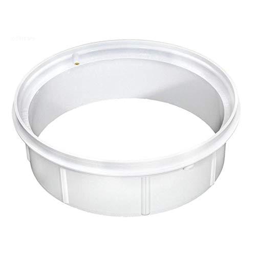 (Pentair 516253 White Deck Collar Replacement Bermuda Gunite Liner)