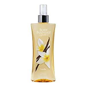Parfums de Coeur Body Fantasies Signature for Women Spray, Vanilla, 8 Ounce