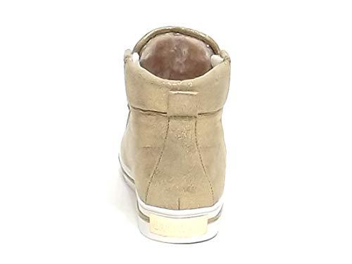 Platino Barachini Para Zapatillas Dorado Hombre xfXq1F07