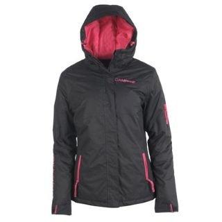 565d77d156 Campri Ski Jacket Ladies Black 14 (L)  Amazon.co.uk  Clothing