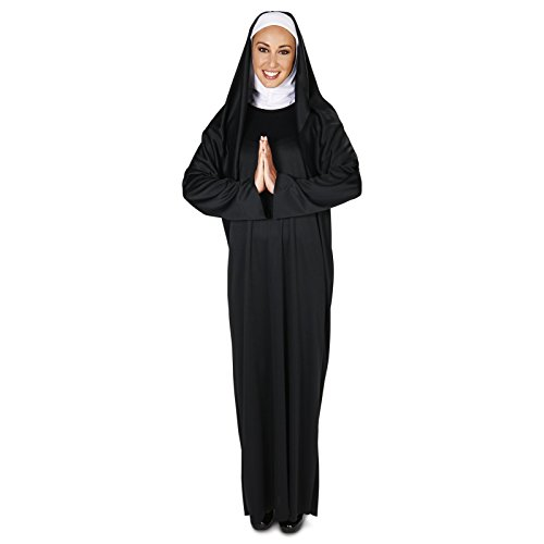 M&m Adult Costumes (Nun Adult Costume M)
