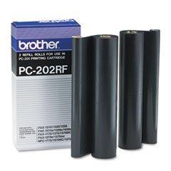 (** PC202RF Thermal Transfer Refill Rolls, Black, 2/Pack)