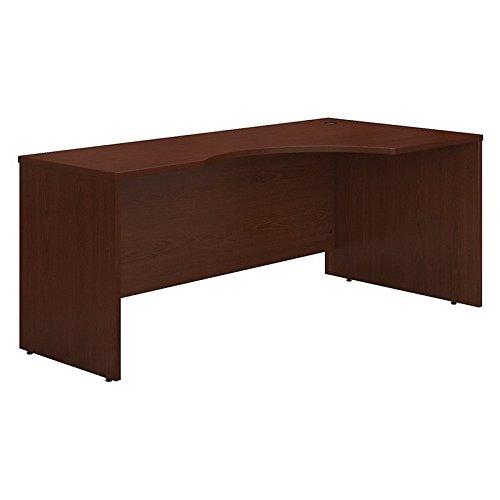 Bush Business Furniture Series C 72W Right Handed Corner Desk in Mahogany (Office Modular Desk)