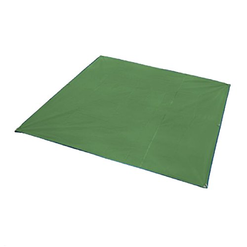 Azarxis Ground Cloth for Tent Footprint Floor Saver Hammock Tarp Rain Fly Canopy Groundsheet Shelter Sunshade Easy Set Up Heavy Duty Portable Waterproof Camping Backpacking (Green, 59 x 84.6 inches)