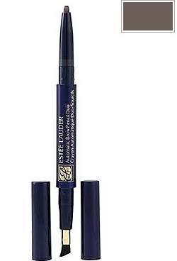 Estee Lauder Automatic Brow Pencil Duo Crayon 06 Dark Brown
