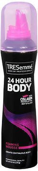 TRESemme 24 Hour Body Foaming Mousse - 8.1 oz, Pack of 2 (Tresemme 24 Hour Mousse)