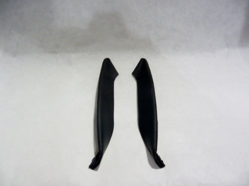 Cowlends Brand Wiper Cowl Rubber Trim End Pieces fits ALL 04-08 Ford F-150's and Lincoln Mark IV's (does not include retainer pins, please see our item # CE-2)