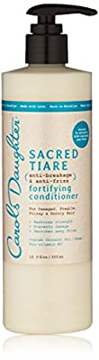 Carols Daughter Sacred Tiare Anti-Breakage & Anti-Frizz Fortifying Conditioner
