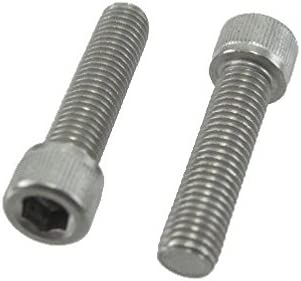 "1/4""-28 X 1\"" Stainless Steel S.A.E. Socket Cap Screws (Pack von 12)"