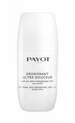 PAYOT Deodorant ultra-douceur anti perspirant roll-on roll-on 75ml