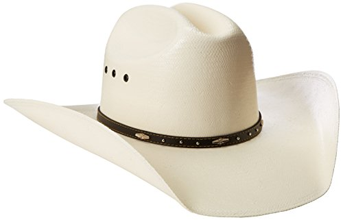 Justin Men's 20X Black Hills Hat, Natural, 7